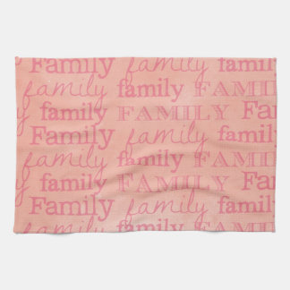FAMILY WORDS SCRAPBOOKING GRAPHICS BACKGROUNDS WAL KITCHEN TOWELS