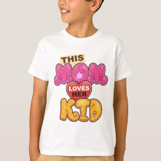 FamilyLoveKid Female T-Shirt
