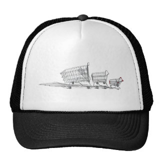 FamilyShoppingCarts022111 Trucker Hat