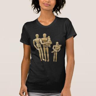 FamilySmallChildren020910 T Shirts