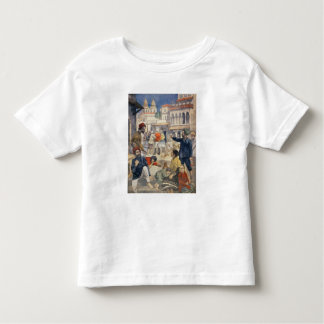 Famine in India Shirt