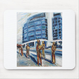 famine memorial mouse pad