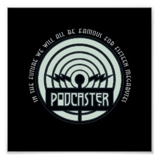 Famoso por 15 megabytes (podcast) poster