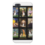 Famous Art Beagle Comp 1 Cases For iPhone 5