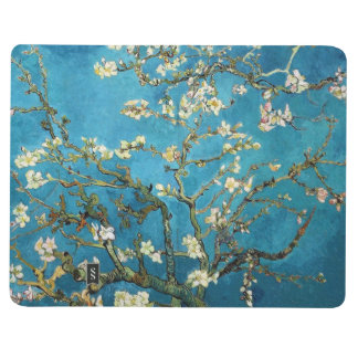 Famous art - Blossoming Almond Tree. Vincent van Journal