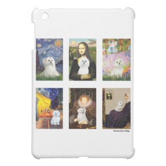 Famous Art Maltese Composite (clear) Cover For The iPad Mini