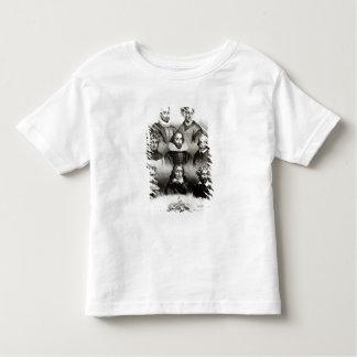 Famous Authors, 1833 T-shirt