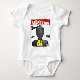 Famous Baby Baby Bodysuit