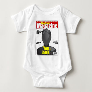 Famous Baby Tee Shirt