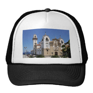 Famous basilica of Candelaria at Tenerife Trucker Hat