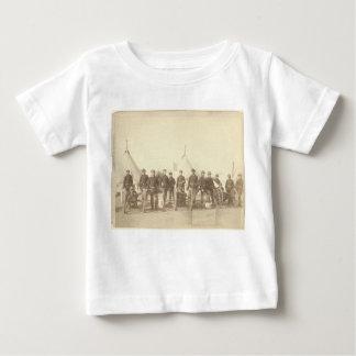 Famous Battery E 1st Artillery & 3 Hotchkiss Guns T-shirt