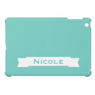 Famous Blue iPad Mini Case