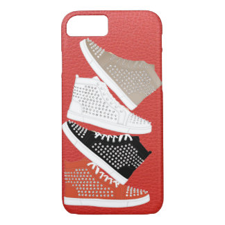 Famous Brand CL Spiked Sneakers in color for Men iPhone 7 Case