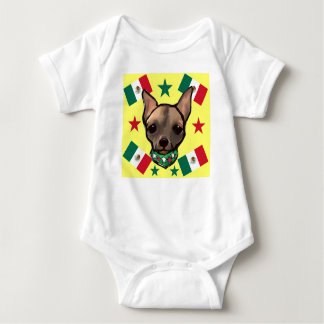 FAMOUS CLIFF CINCO DE MAYO BABY BODYSUIT