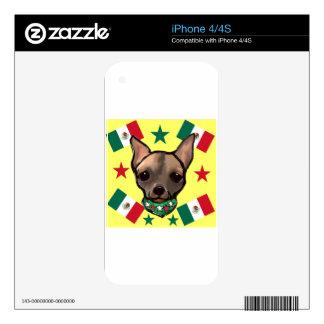 FAMOUS CLIFF CINCO DE MAYO iPhone 4S SKIN