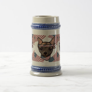 FAMOUS CLIFF PATRIOT STEIN