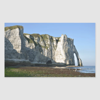 Famous cliffs of Etretat in France Stickers