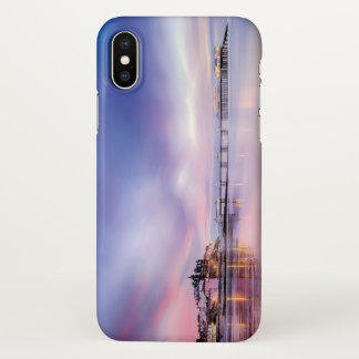 Famous Cromer pier in Norfolk England iPhone X Case