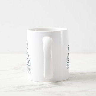 Famous discharge words classic white coffee mug