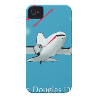 Famous Douglas DC3 aircraft iPhone 4 Cases