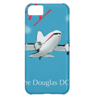 Famous Douglas DC3 aircraft iPhone 5C Covers