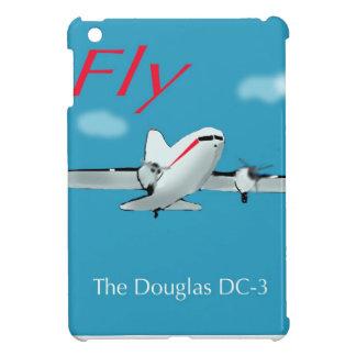 Famous Douglas DC3 aircraft Cover For The iPad Mini