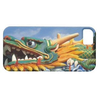 Famous Dragon at Haw Par Villa in Singapore Asia iPhone SE/5/5s Case
