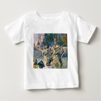 famous explorers and squaw baby T-Shirt