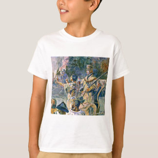 famous explorers and squaw T-Shirt