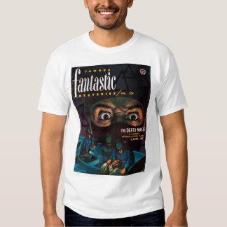 Famous Fantasic Mysteries - 1952_Pulp Art T-Shirt