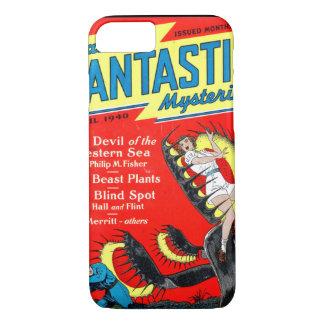 Famous Fantastic Mysteries (04-1940) 000_Pulp Art iPhone 7 Case