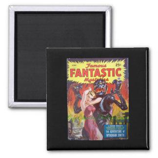 Famous Fantastic Mysteries 13_Pulp Art Magnet