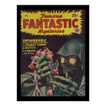 Famous Fantastic Mysteries 46-12_Pulp Art