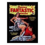Famous Fantastic Mysteries v07 n03 (1946-04.Popula Poster