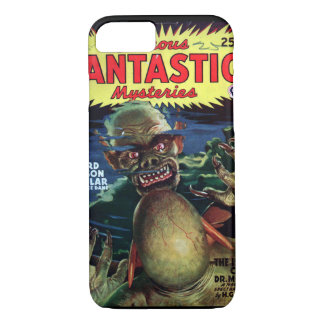 Famous Fantastic Mysteries v08 n01 (1946-10.Popula iPhone 8/7 Case
