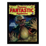 Famous Fantastic Mysteries v08 n01 (1946-10.Popula Poster