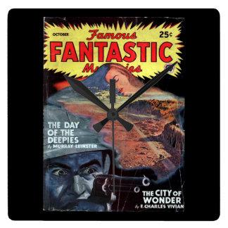 Famous Fantastic Mysteries v09 n01 (1947-10.Popula Square Wall Clock