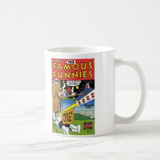 Famous Funnies #162 Coffee Mug