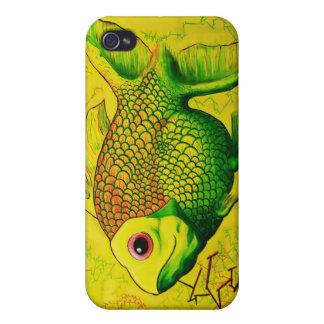 Famous Goldfish iPhone 4/4S Cases
