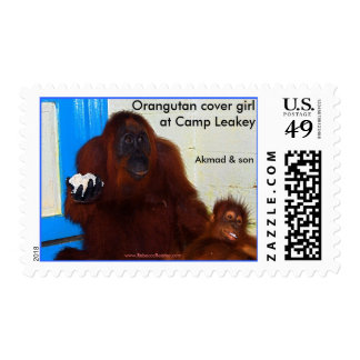 Famous Great Ape Postage