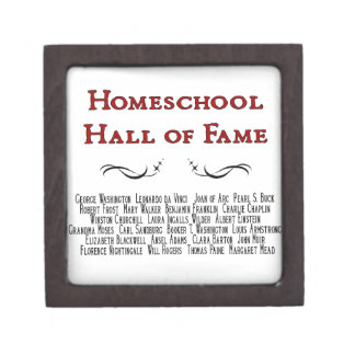 famous_homeschoolers.png cajas de recuerdo de calidad
