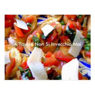 Famous Italian Postcard  II