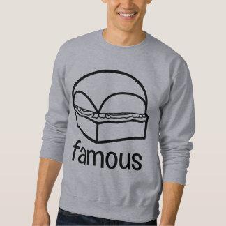 Famous Krystal Pullover Sweatshirt