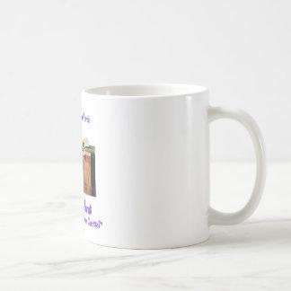 Famous Last Words Marat Coffee Mug