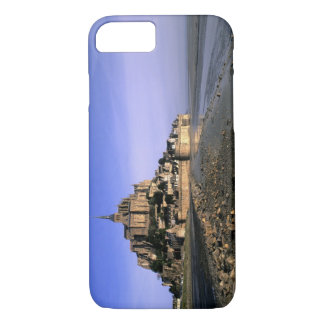 Famous Le Mont St. Michel Island Fortress in iPhone 7 Case