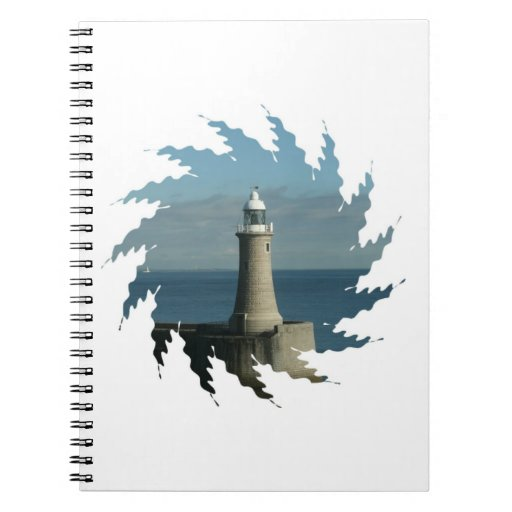 Famous Lighthouse Notebook