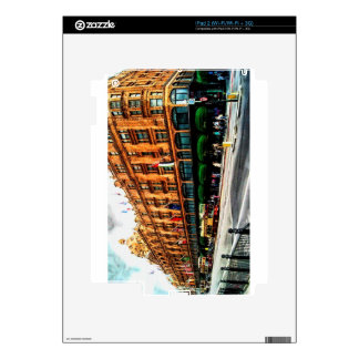 Famous London Shop, City Architecture Skin For The iPad 2