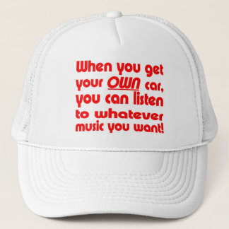 Famous Mother's quote Trucker Hat