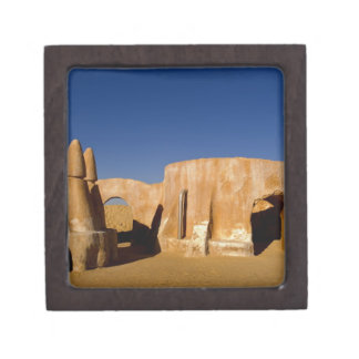 Famous movie set of Star Wars movies in Sahara Gift Box