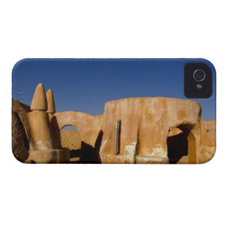 Famous movie set of Star Wars movies in Sahara iPhone 4 Cover